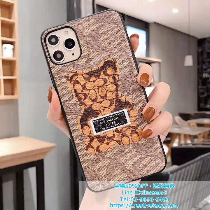 Coach iphone11 case